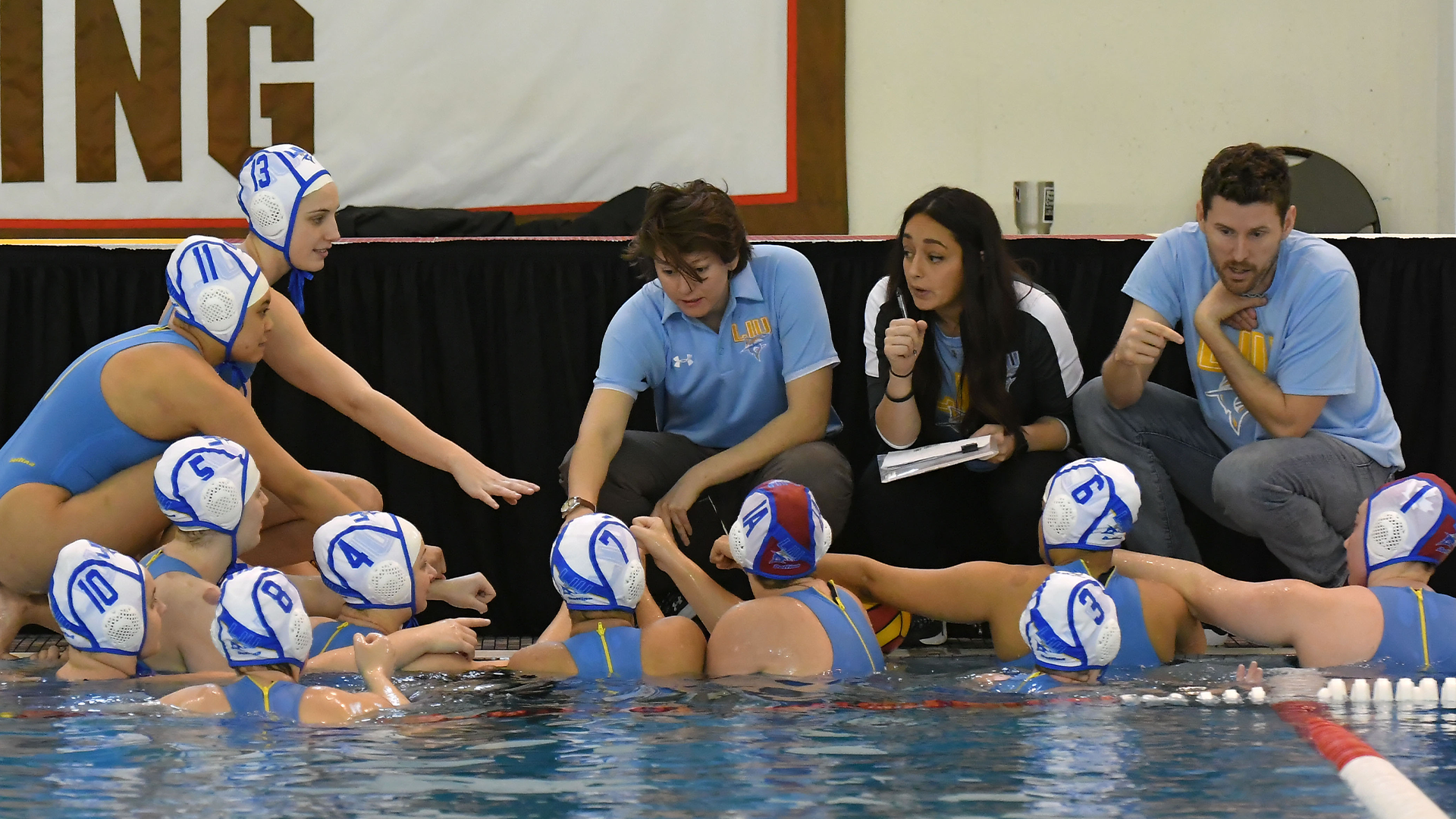 austin college water polo